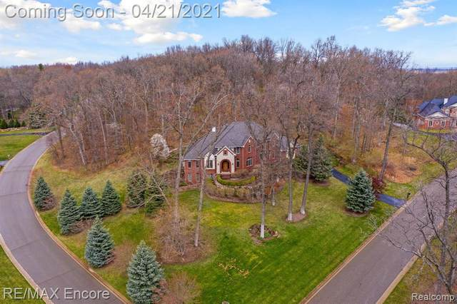 5010 Forest Valley Dr, Clarkston, MI 48348 (MLS #2210023694) :: The BRAND Real Estate