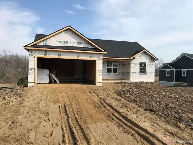2116 Fawn Glen Circle, Lapeer, MI 48446 (MLS #2210026832) :: The BRAND Real Estate