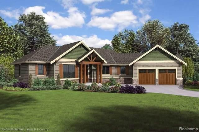 TBD E Auburn Trl, Brighton, MI 48114 (MLS #2210019427) :: The BRAND Real Estate