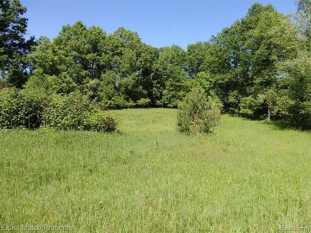 Vacant N. Baldwin Rd., Lake Orion, MI 48362 (MLS #2210027441) :: The BRAND Real Estate