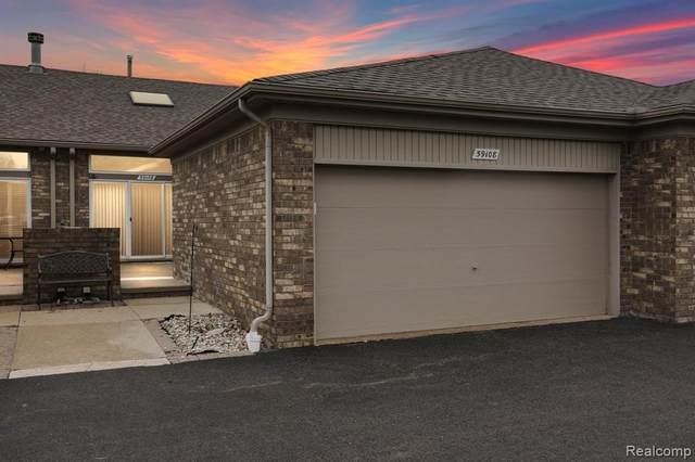 59108 Poplar Crt, Washington, MI 48094 (MLS #2210027304) :: The BRAND Real Estate
