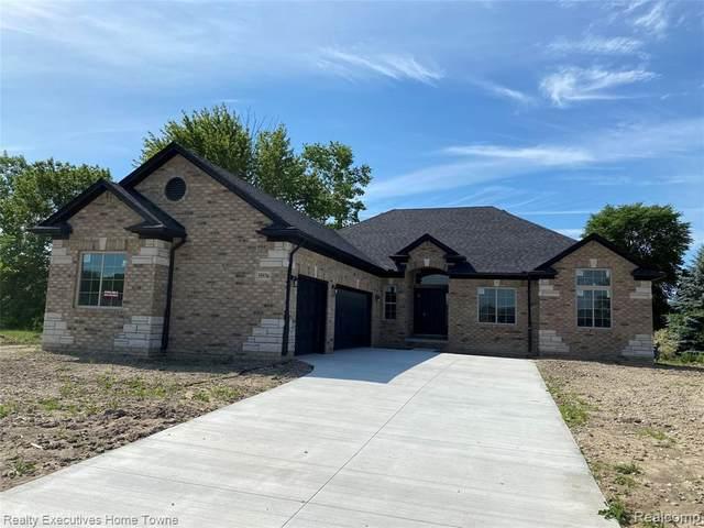 35640 Strongford Dr, New Baltimore, MI 48047 (MLS #2210027759) :: Kelder Real Estate Group