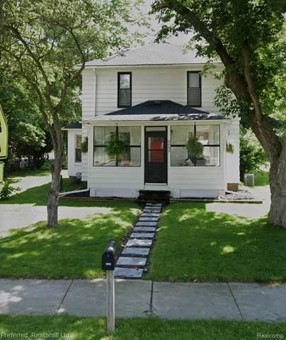 9092 Main St, Whitmore Lake, MI 48189 (MLS #2210027830) :: The BRAND Real Estate
