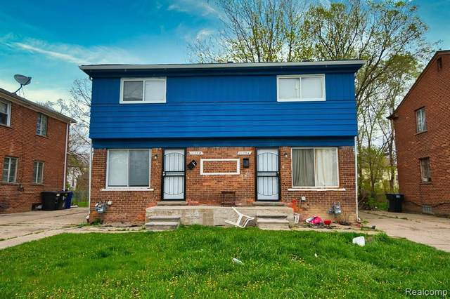 11754 Schaefer Hiwy, Detroit, MI 48227 (MLS #2210027982) :: The BRAND Real Estate