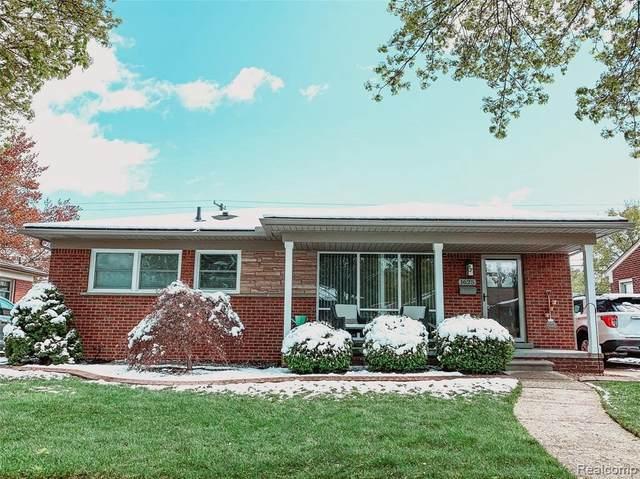 1625 Pinetree Dr, Trenton, MI 48183 (MLS #2210027495) :: The BRAND Real Estate