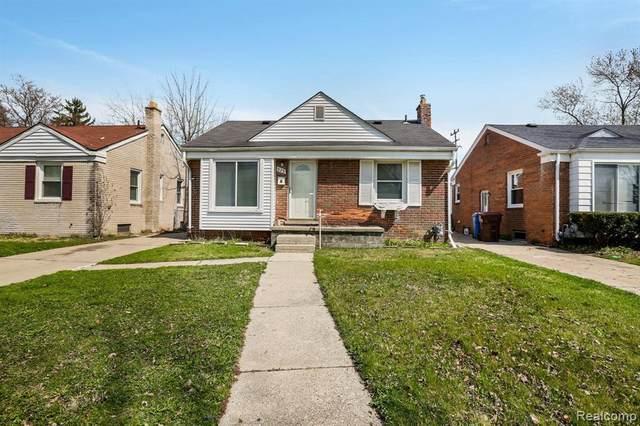 925 Arlington St, Inkster, MI 48141 (MLS #2210023746) :: The BRAND Real Estate