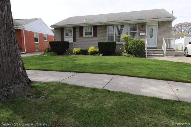 1816 Myron Ave, Lincoln Park, MI 48146 (MLS #2210027640) :: The BRAND Real Estate