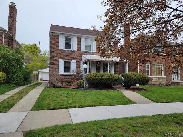 19497 Steel St, Detroit, MI 48235 (MLS #2210028008) :: The BRAND Real Estate