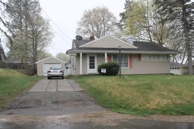 121 Wright St, Jackson, MI 49203 (MLS #202101038) :: The BRAND Real Estate