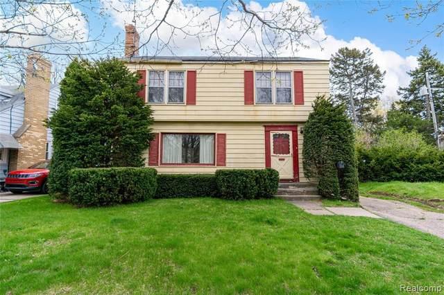 809 Commonwealth Ave, Flint, MI 48503 (MLS #2210027962) :: The BRAND Real Estate