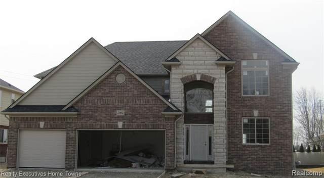 35792 Addison Dr, New Baltimore, MI 48047 (MLS #2210028132) :: Kelder Real Estate Group