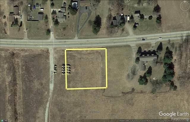 .96 Imlay City Rd, Lapeer, MI 48446 (MLS #2210029226) :: The BRAND Real Estate