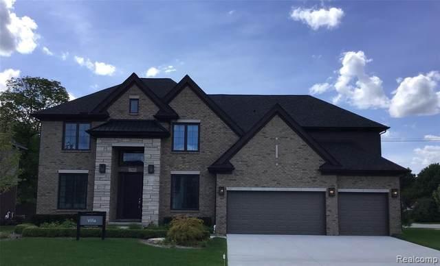 4981 Chadbury Plc, Troy, MI 48085 (MLS #2210029400) :: The BRAND Real Estate