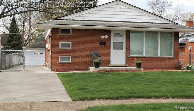 6467 Colonial St, Dearborn Heights, MI 48127 (MLS #2210029471) :: Kelder Real Estate Group