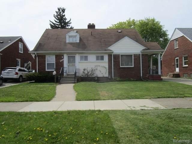 10325 & 10327 Tireman Ave, Dearborn, MI 48126 (MLS #2210029282) :: The BRAND Real Estate