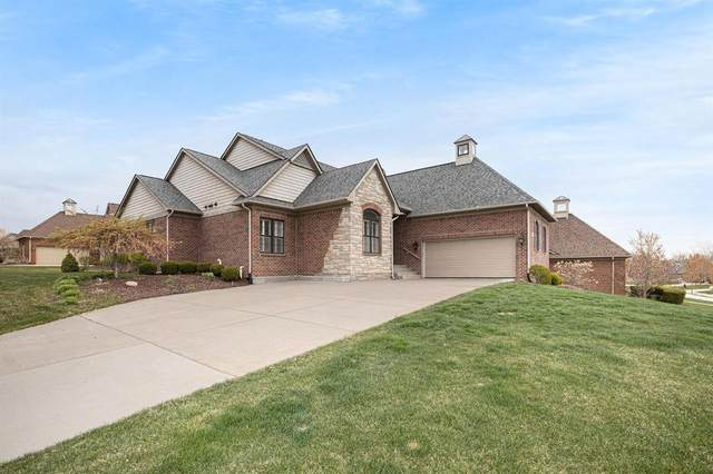 2370 Quaker Ridge Dr, Ann Arbor, MI 48108 (MLS #3280422) :: The BRAND Real Estate