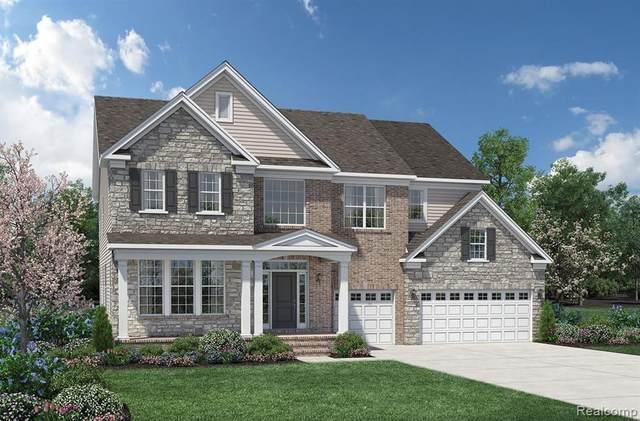 50396 Amberwood Rd, Canton, MI 48188 (MLS #2210030650) :: Kelder Real Estate Group