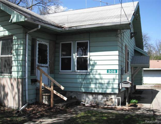 308 W Flint St, Davison, MI 48423 (MLS #2210030963) :: Kelder Real Estate Group
