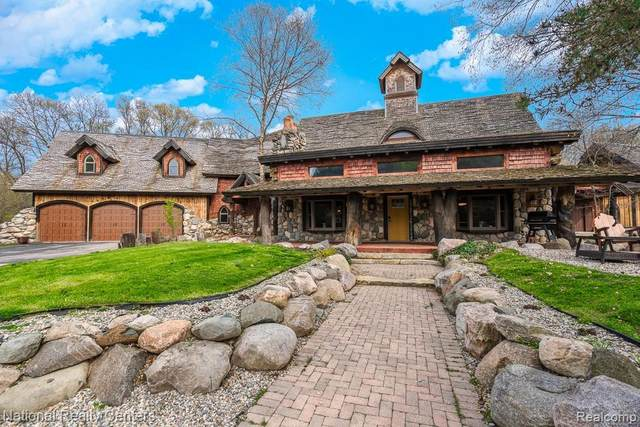 11000 Hibner Rd, Hartland, MI 48353 (MLS #2210030675) :: The BRAND Real Estate