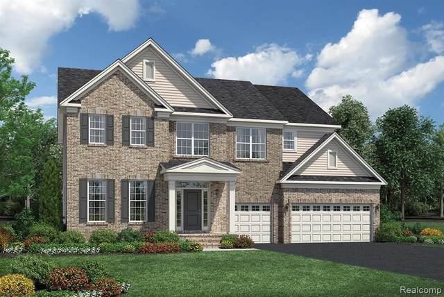 1564 Tanny Town Rd, Canton, MI 48188 (MLS #2210031414) :: Kelder Real Estate Group