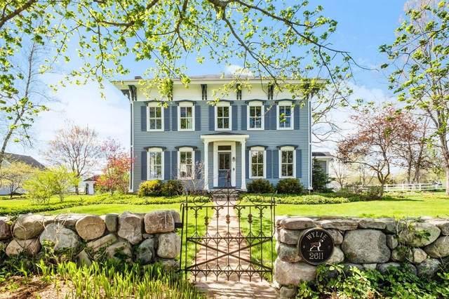 2611 Wylie Rd, Dexter, MI 48130 (MLS #3280552) :: The BRAND Real Estate