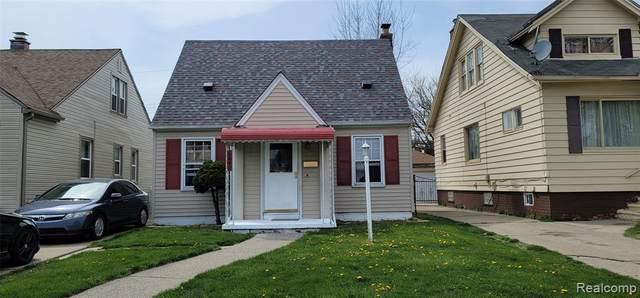 6049 Orchard Ave, Dearborn, MI 48126 (MLS #2210031373) :: Kelder Real Estate Group