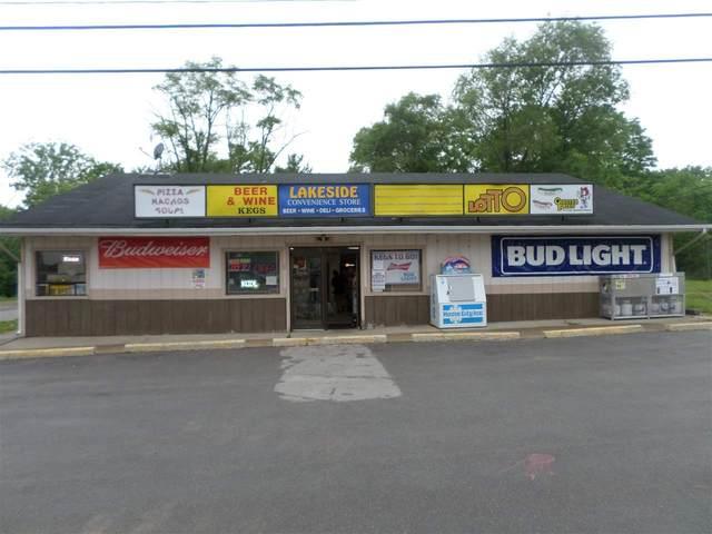 506 Fifth St, Michigan Center, MI 49254 (MLS #202101169) :: The BRAND Real Estate