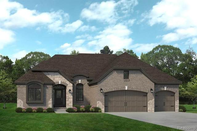 21944 Chaucer Crt, Macomb Twp, MI 48044 (MLS #2210031805) :: The BRAND Real Estate