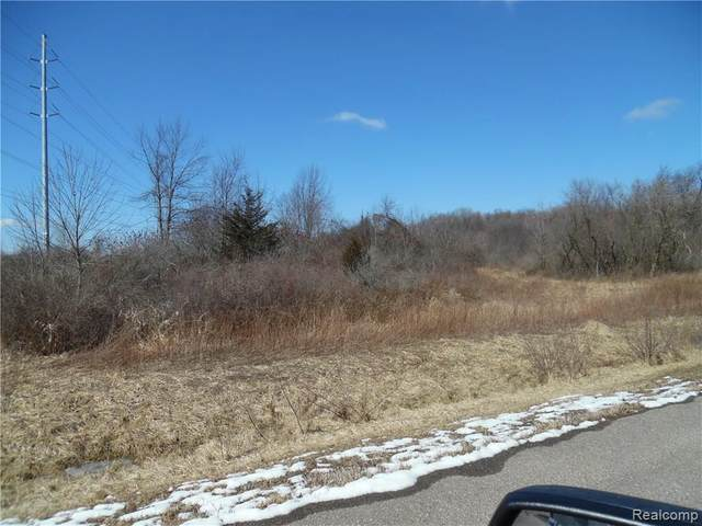Par 8 Silver Hill Dr, Dryden, MI 48428 (MLS #2210031888) :: The BRAND Real Estate