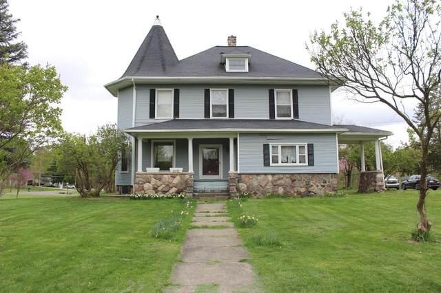 207 Robinson Rd, Jackson, MI 49203 (MLS #3280668) :: Kelder Real Estate Group
