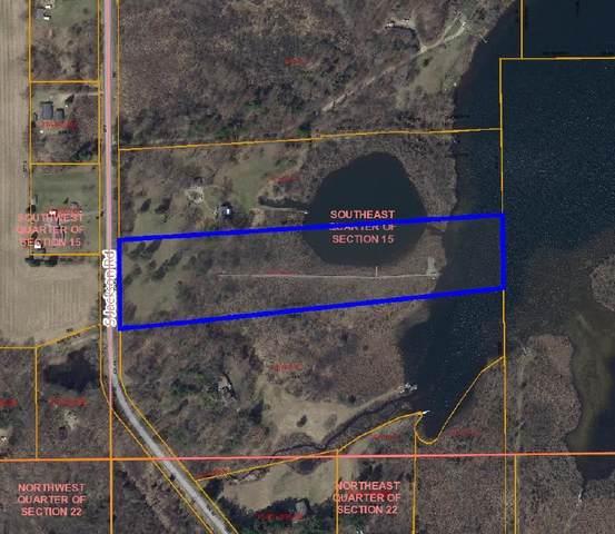 8295 S Jackson Rd, Clarklake, MI 49234 (MLS #202101208) :: The BRAND Real Estate