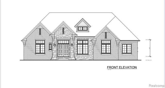 6362 Fox Rdg, Almont, MI 48003 (MLS #2210032202) :: Kelder Real Estate Group