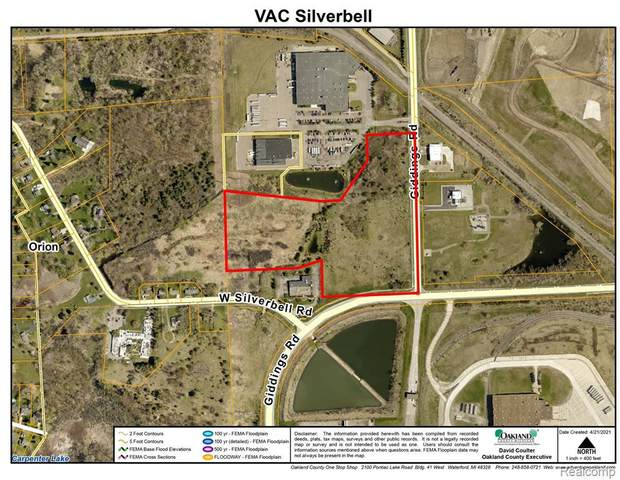 0000 Silverbell, Orion Twp, MI 48359 (MLS #2210032666) :: The BRAND Real Estate