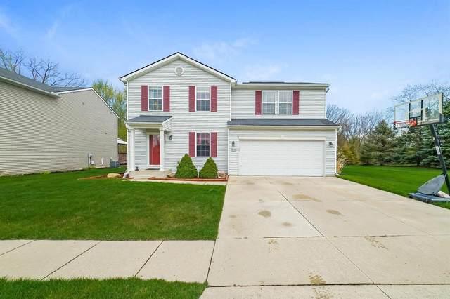 8126 Gingko Way #321, Dexter, MI 48130 (MLS #3280648) :: The BRAND Real Estate
