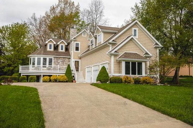 7551 Hillcrest Ct, Manitou Beach, MI 49253 (MLS #202101252) :: The BRAND Real Estate