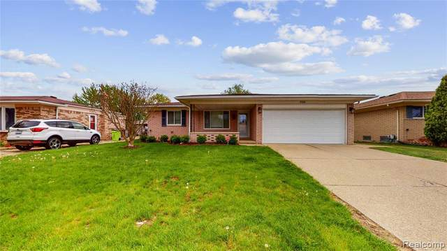 37624 Rosebush St, Sterling Heights, MI 48310 (MLS #2210032910) :: The Tom Lipinski Team at Keller Williams Lakeside Market Center