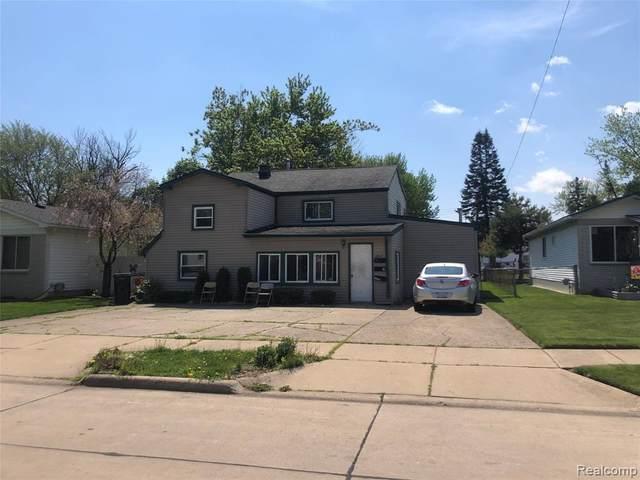 19102 Colorado St, Roseville, MI 48066 (MLS #2210033028) :: The BRAND Real Estate