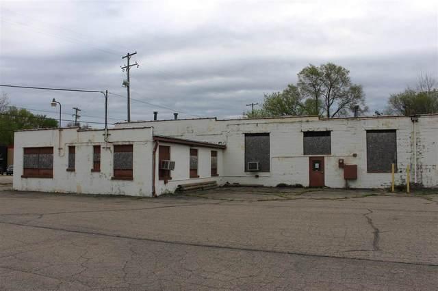 4077 Page Ave, Michigan Center, MI 49254 (MLS #202101267) :: The BRAND Real Estate
