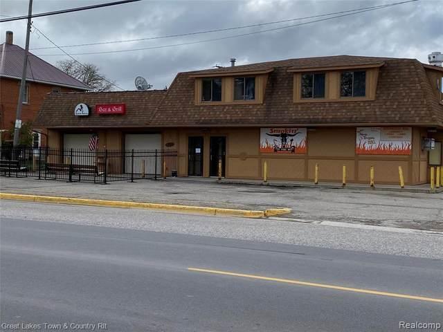 4397 Main St, Brown City, MI 48416 (MLS #2210033322) :: Kelder Real Estate Group