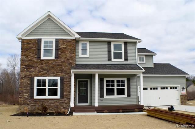 10405 Valley Creek Dr, Goodrich, MI 48438 (MLS #2210033141) :: Kelder Real Estate Group