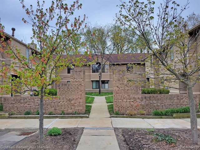 250 Briarcrest Dr Unit 132, Ann Arbor, MI 48104 (MLS #2210033627) :: The Tom Lipinski Team at Keller Williams Lakeside Market Center
