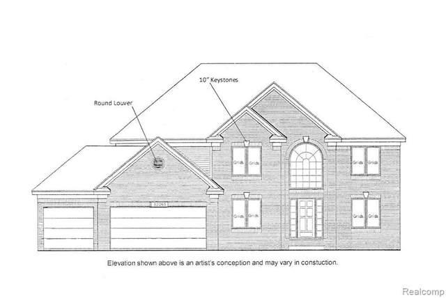 23789 Austen, Flat Rock, MI 48134 (MLS #2210033678) :: The BRAND Real Estate