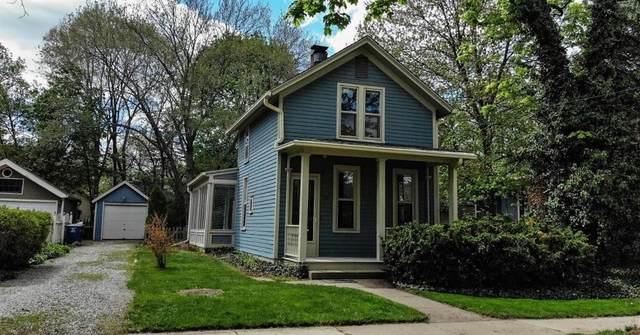 508 6TH ST, Ann Arbor, MI 48103 (MLS #3280682) :: The BRAND Real Estate