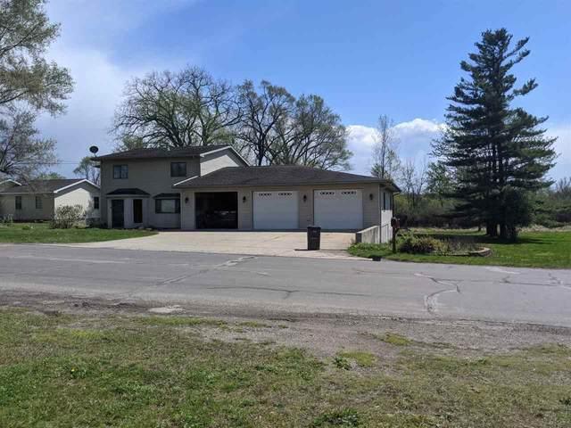 3639 Flansburg, Jackson, MI 49203 (MLS #202101307) :: The BRAND Real Estate