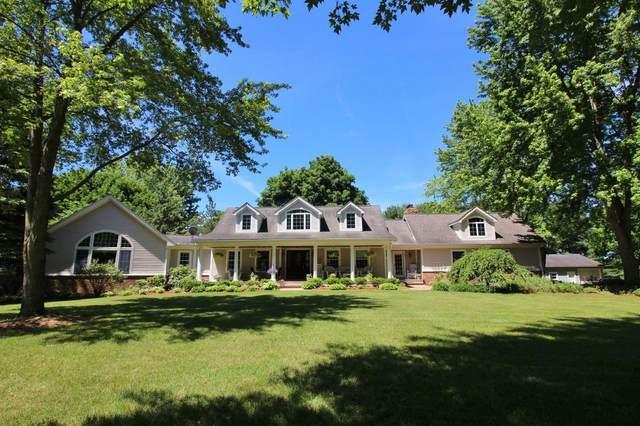 4585 Wylie Rd, Dexter, MI 48130 (MLS #3280691) :: The BRAND Real Estate