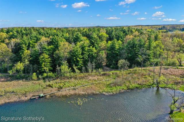 Vacant S Big School Lot Lake, Holly, MI 48442 (MLS #2210034278) :: The BRAND Real Estate