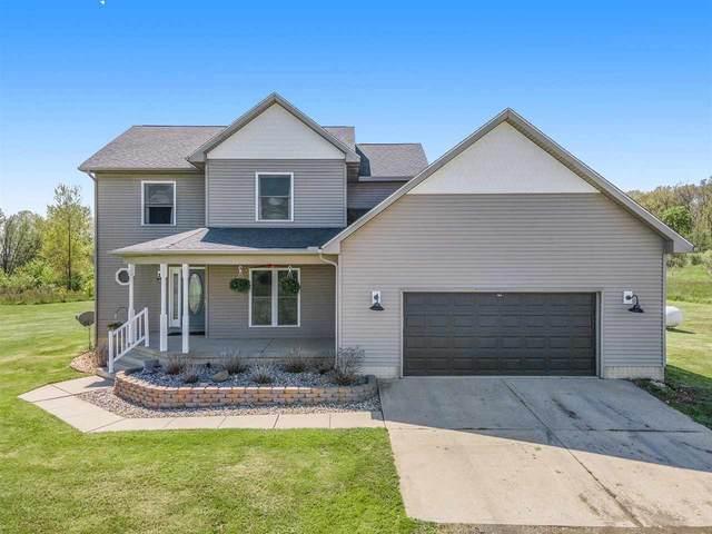 6652 Sutton Rd, Britton, MI 49229 (MLS #202101327) :: The BRAND Real Estate