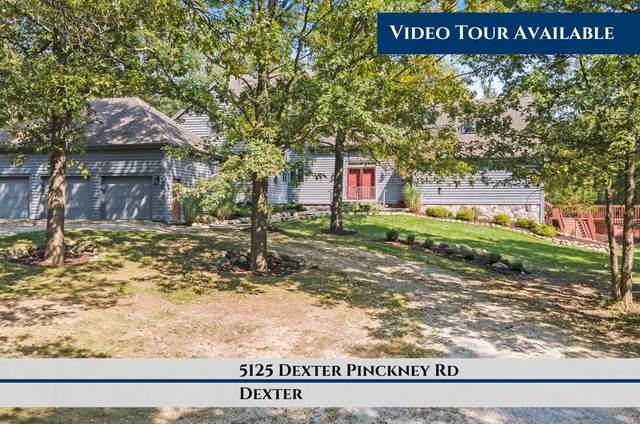 5125 Dexter Pinckney Rd, Dexter, MI 48130 (MLS #3280883) :: The BRAND Real Estate