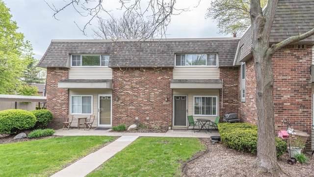 531 Longshore Dr Apt B, Ann Arbor, MI 48105 (MLS #3280803) :: The BRAND Real Estate
