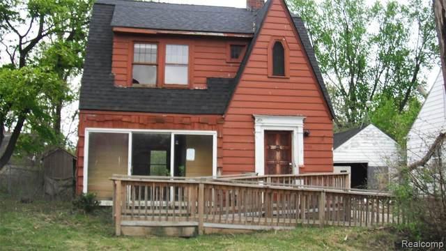 1601 W Rankin St, Flint, MI 48504 (MLS #2210034564) :: The BRAND Real Estate